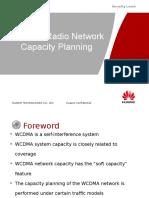 04 WCDMA Radio Network Capacity Planning