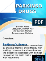 Antiparkinsons Drugs