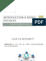 Introduccion a Redes Sociales