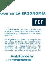 CHARLA DE SEGURIDAD No. 1 QUE ES LA ERGONOMIA.pptx