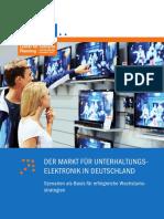 Roland Berger-HHL_Scenario Planning (German Electronics Market)_2012