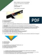 Cuestionario Exámen de Conducir Clase b Chile