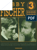 Bobby Fischer T3 1968-1992 - Smyslov & Tal & Yudasin & Tukmakov - Ediciones Eseuve (1992)