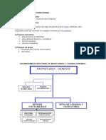 ORGANIZACIÓN ESTRUCTURAL  y funcional ejemplos.docx