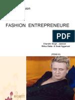 Rohit Bal-Fashion Entrepreneur
