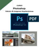Curso Photoshop Edición de Imágenes Arquitectónicas 3
