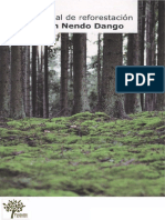 Reforestacion Nendo Dango