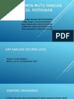 Gap Analisi Iso (Kel6)