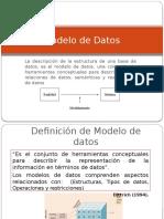 2. Modelos de Datos (1)