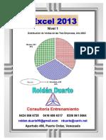 Manual Excel 2013_N1, Autor