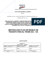 Metodología PMT IDU 123 y 124 V1.0