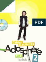 Adosphere 2 - Cahier