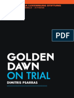 Dimitris Psarras - Golden Dawn On Trial
