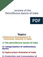 Overview Petrol Basins India