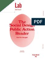The Social Design Public Action Reader