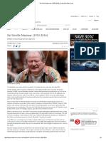 Sir Neville Marriner (1924-2016) _ Classical-Music