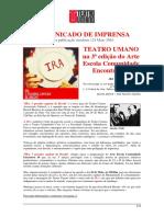 Press Release Ira_7 Pecados Capitais de Brecht_TU_Teatro Trindade_26Maii2016