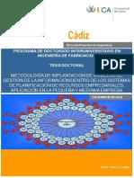 ERP Implementation Methodology - Pastor