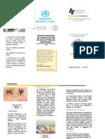 Folleto en PDF de Chikungunya Este Es El Bueno