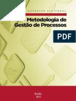 TSE Metodologia de Modelagem