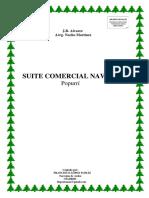Suite Comercial Navideña Guion y Partes