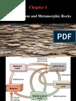 metamorphic and metamorphism rocks.