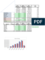 8MR Regression Table Excel