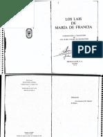 Intro. Lais de M. de Francia