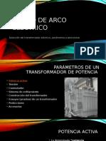Horno de Arco Eléctrico SELEC de TAFO
