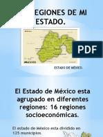 Regiones Del Estado de Mexico