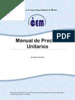 Manual de Precios Unitarios 2 Didier Ramírez Celis