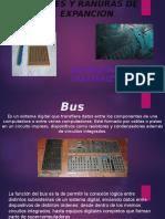 Buses y Ranuras de Expansión