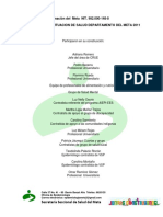 Analisis de Situacion Salud META 2011