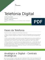 Apresentação Telefonia Digital - Vs 4.0