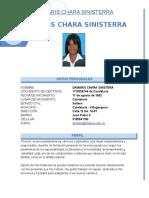 Damaris Chara Sinisterra- Actualizada