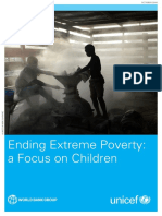 Ending Extreme Poverty a Focus on Children Oct 2016