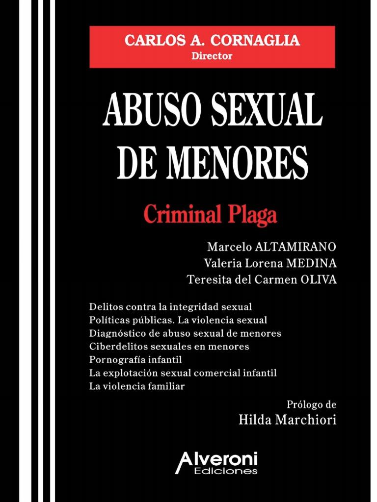 Abusando De Ella A Escondidas Porno 317800301-abuso-sexual-de-menores-criminal-plaga.pdf