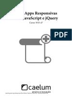 Web Apps Responsivas - Apostila 47