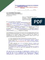 Nombramiento Notarial