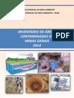 Inventrio de Reas Contaminadas - 2014