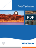 Brochure Paste Thickener