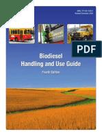 Biodiesel Handling