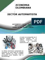 Economia Colombia 2da Exposicion Autopartes