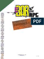 JoeBar Team RPG