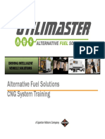 CNG System Training-Isuzu Chassis