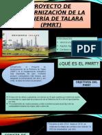 Proyecto de Modernización de La Refinería de Talara