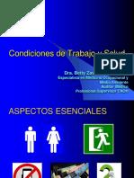 1. Upao Condiciones de Trabajo y Salud