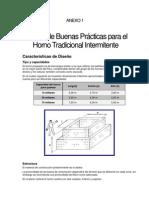 Manual  para operadores horno tradicional intermitente