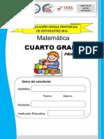 4º matemática