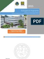 Tabla de Especificaciones y Contenidos Prueba de Conocimientos Generales 2015 Cg-14.1 Cohorte 2016